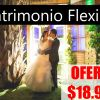 Plan Matrimonio Flexible desde $18.990