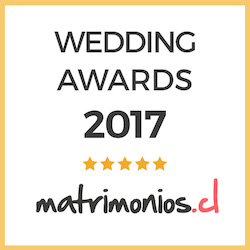Premio Wedding Awards 2017, Matrimonios Doña Anita Olmue